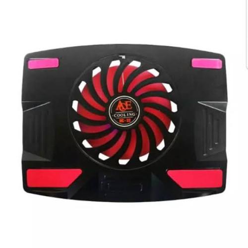 Foto Produk Cooling pad Cooler Pad Fan - Kipas Pendingin Laptop - NC-32 NC32 - NC-32 dari ACC COMPUTER 22