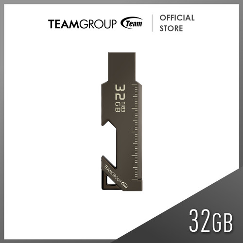 Foto Produk TEAMGROUP T183 USB 3.0 FLASH DRIVE 32GB Black dari Teamgroup Official Store