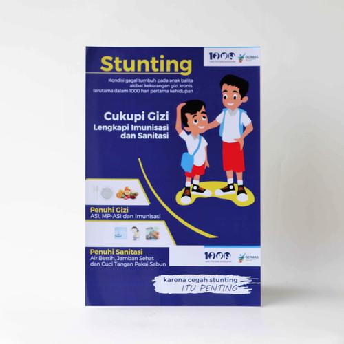 Foto Produk Poster Stunting dari Syafana