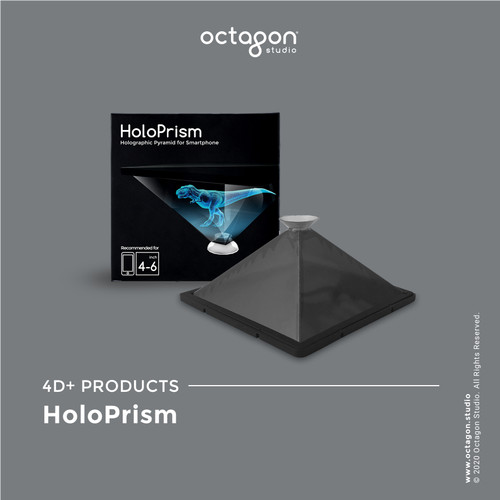 Foto Produk Holoprism - for smartphone (Octagon Studio) dari OctagonStudio