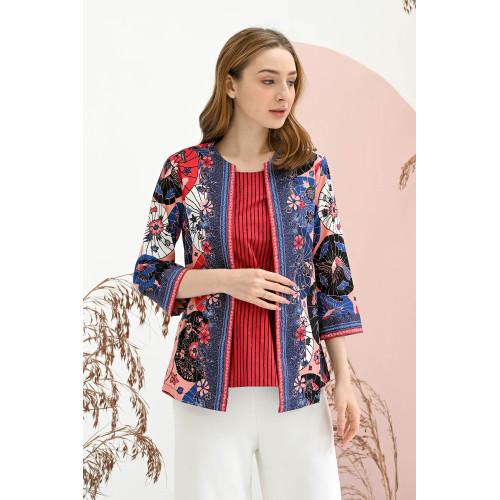 Foto Produk Kawai - Busan Blouse Batik Wanita - Super Jumbo dari Lustopia_Collection