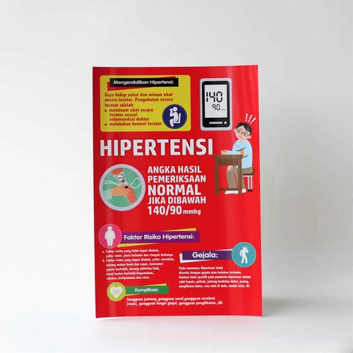Foto Produk Poster Hipertensi dari Syafana