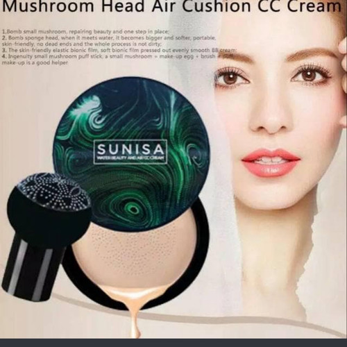 Foto Produk sunisa bb cushion air original 100% dari Bio Natural