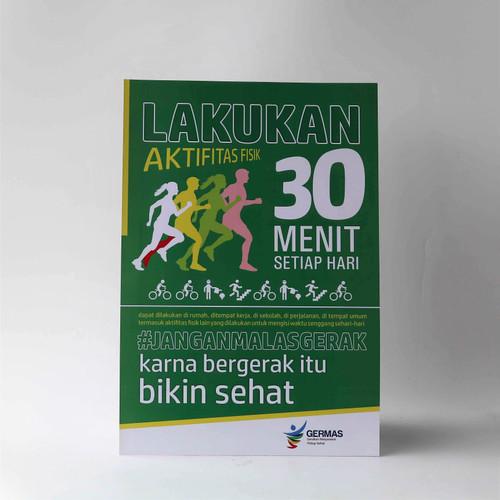 Foto Produk Poster Germas Aktifitas Fisik dari Syafana