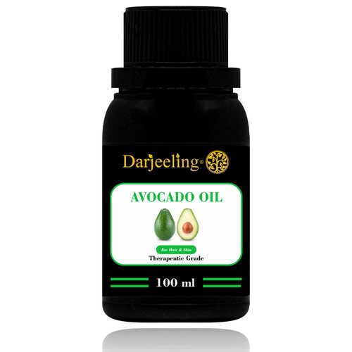 Foto Produk 100ml Avocado Oil 100% Murni | Minyak Alpukat Carrier Oil dari Darjeeling Store