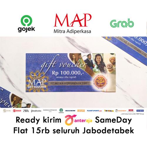 Foto Produk MAP Gift Paket Hemat Belanja Sameday dari jamiramall