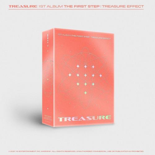 Foto Produk PREORDER TREASURE 1st FULL ALBUM THE FIRST STEP: TREASURE EFFECT KTOWN - ORANGE VER. dari byeori_id
