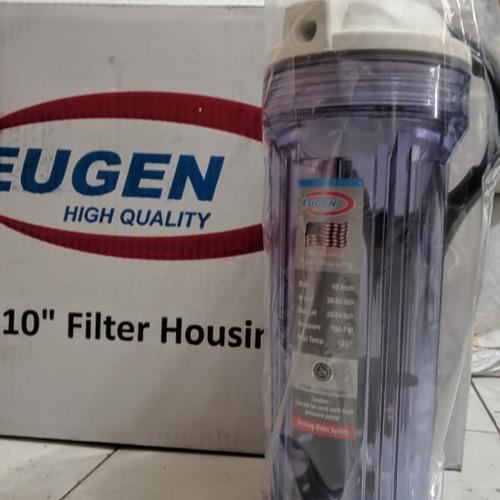 Foto Produk Housing Filter Air 10 Inchi Clear dari ADENFILTER