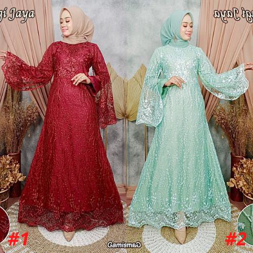 Foto Produk Setelan Kebaya New Gamis Brenda Bahan Tulle dari Aneka Butik Fashion