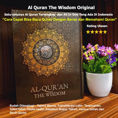 Foto Produk Al Quran The Wisdom dari Aku Bisa Official Store