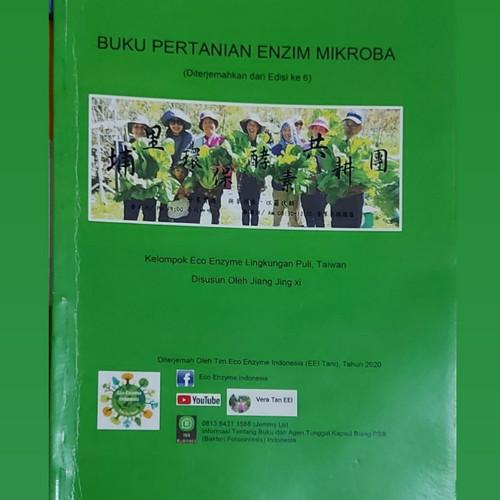 Foto Produk Buku Pertanian Enzim Mikroba EEI-TANI dari PreLoved-Btm
