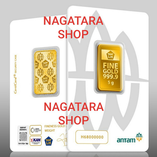 Foto Produk SESUAI GAMBAR/FOTO 5 G dari NAGATARA SHOP