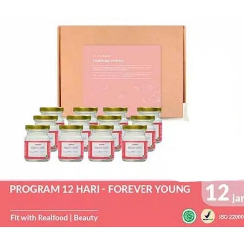 Foto Produk ❤️100% original ❤️Realfood stay fit forever young 12 jar - forever young dari Koreanholicshop