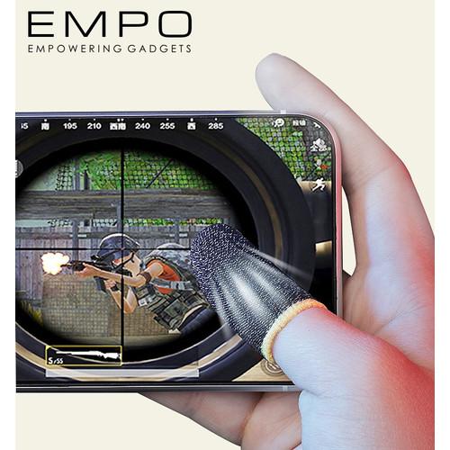 Foto Produk Sarung Jempol Versi 2 ANTI BASAH & KERINGAT (ISI 2) - Merah dari EMPO