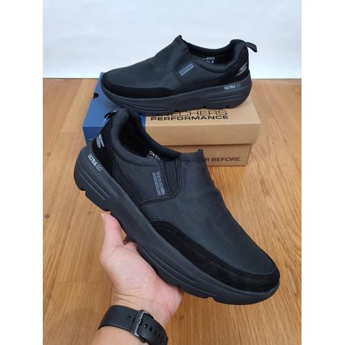 Foto Produk Skechers gowalk duro slip on for men import dari PinkshopJkt