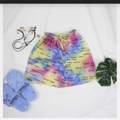 Foto Produk Hotpants lily kuning 1073 dari San-ww