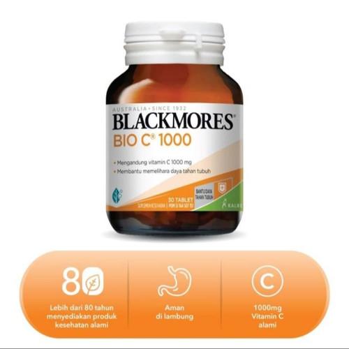 Foto Produk Blackmores Bio C 1000mg (30) dari Biang Laris