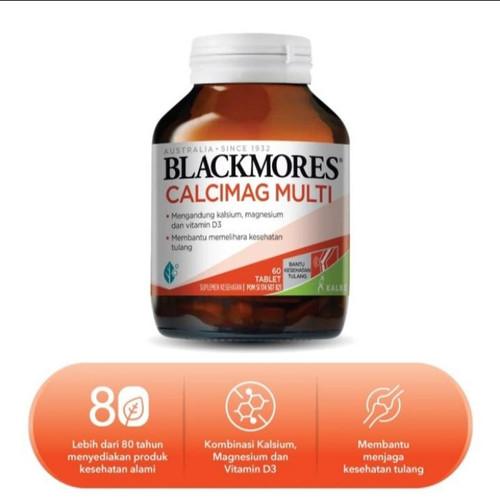 Foto Produk Blackmores Calcimag Multi (60) dari Biang Laris
