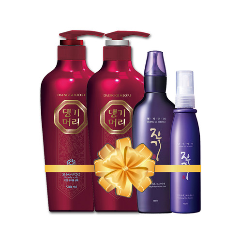 Foto Produk Daeng Gi Meo Ri - Red Complete Package Sets Oily Scalp dari Daeng Gi meo Ri Official