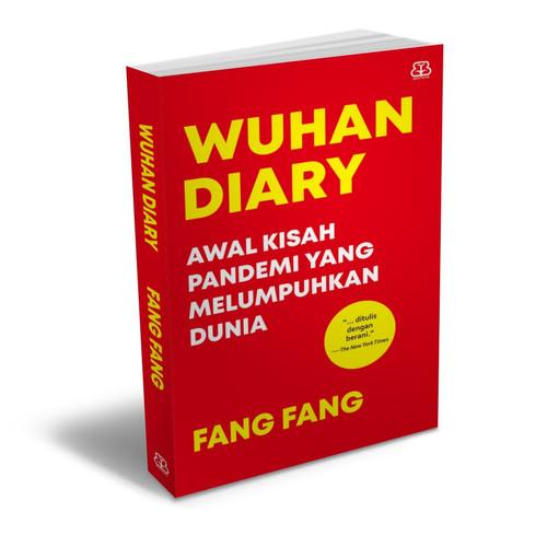 Foto Produk Wuhan Diary - Fang Fang - Bentang Pustaka dari Republik Fiksi
