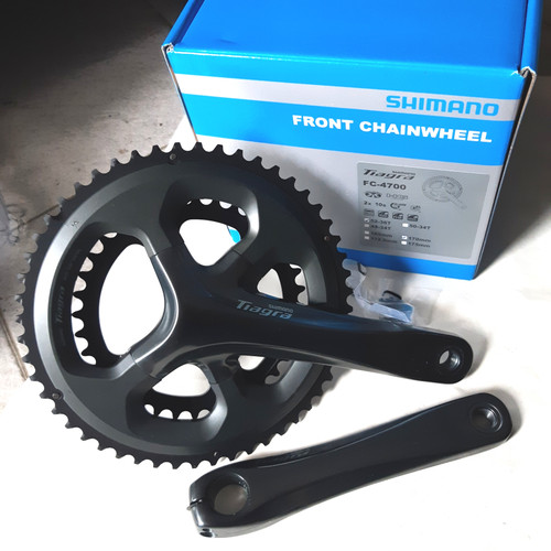 Foto Produk crank shimano tiagra fc 4700 52-36t new inbox dari farras bikes
