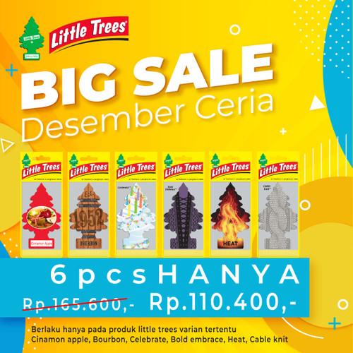 Foto Produk Little Trees Paper paket hemat Desember ceria dari LITTLE TREES INDONESIA