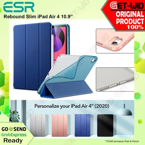 Foto Produk Case iPad Air 4 10.9 Inch ESR Rebound Slim Casing - Papaya dari GET-WID Official