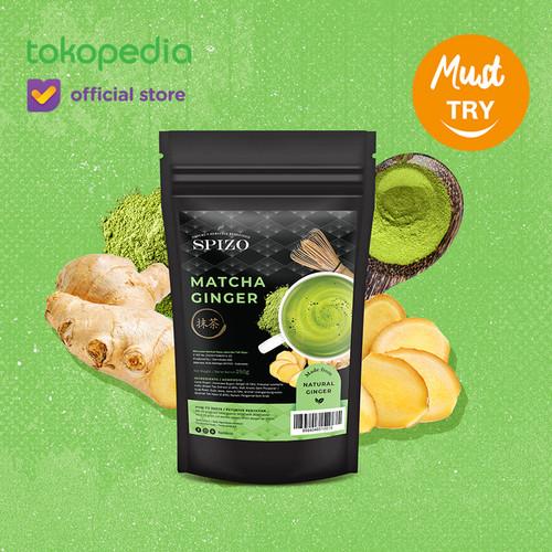Foto Produk Matcha Ginger Powder Drink dari SPIZO
