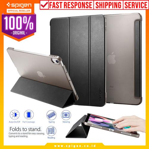 Foto Produk Case iPad Air 4 10.9 Inch Spigen SmartFold Leather Magnetic Flip Cover dari Spigen Official