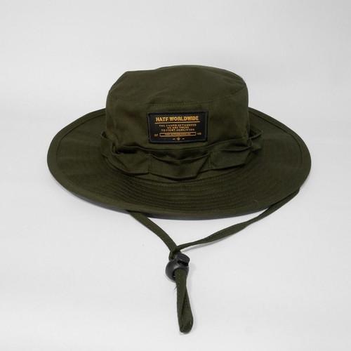 Foto Produk JUNGLE HAT GREEN dari HatfWorldWide Official