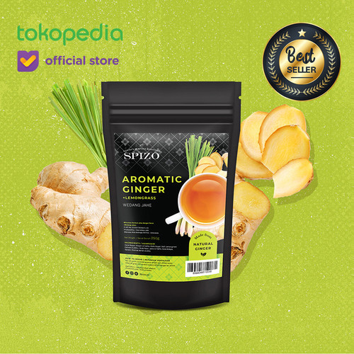 Foto Produk Aromatic Ginger Powder Drink dari SPIZO