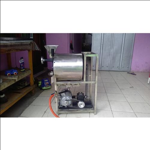 Foto Produk Mesin goreng sangrai kopi 2000 gr plus blower dari yash mesin