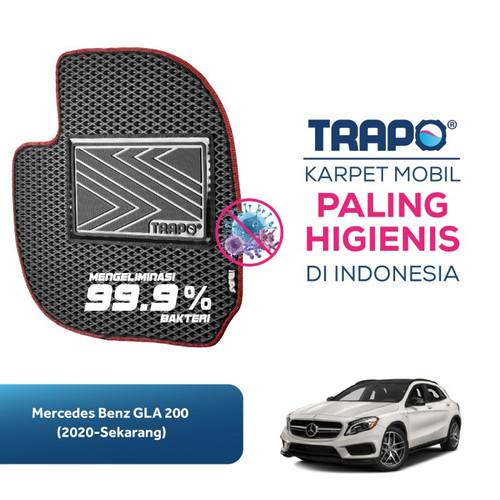 Foto Produk Karpet Mobil Trapo Mercedes Benz GLA200 (2020-Sekarang) Fullset dari Trapo Indonesia