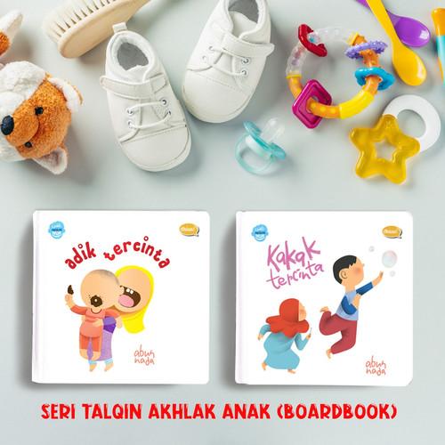 Foto Produk Buku Cerita Anak Islam Abun Nada Boardbook Kakak Tercinta Adik Tercint dari bukulaku.id