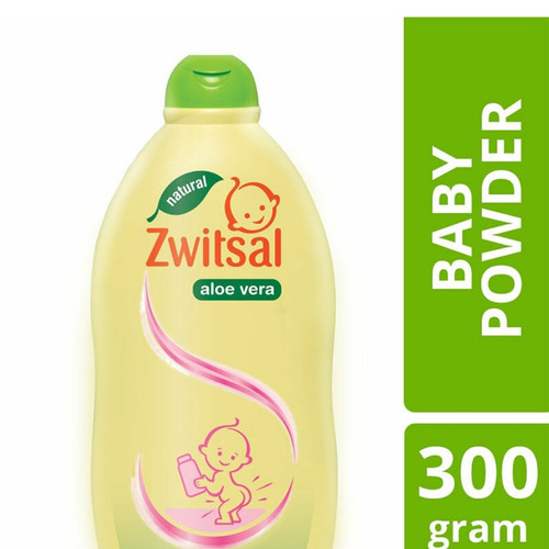 Foto Produk Zwitsal baby powder milk & honey 300gr / Bedak Zwitsal 300gr - Aloevera dari sean_favour