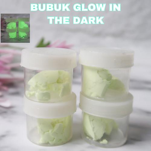 Foto Produk BUBUK GLOW IN THE DARK 5ML SUPER TERANG HIGH QUALITY dari elip toys