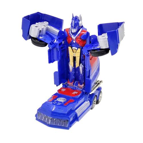 Foto Produk Transform Robot Optimus Prime Mainan Mobil Truk Berubah Bentuk dari Grandia Shop