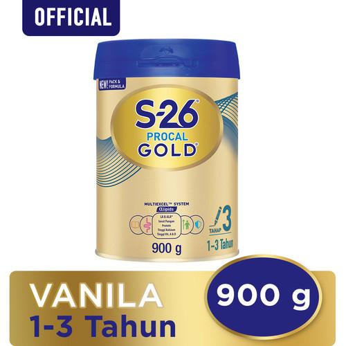 Foto Produk S-26 PROCAL GOLD Can 900g dari S-26 Procal GOLD
