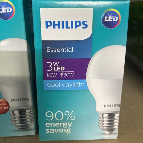 Foto Produk Philips Led essential 3w putih dari DONEX
