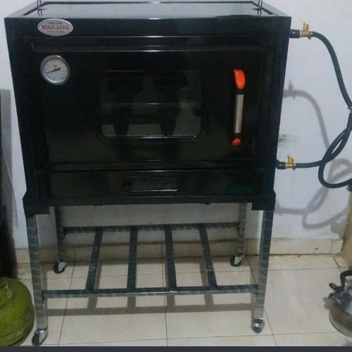 Foto Produk oven gas bima murah 8044+termo+loyang via ekpedisi dari majdi syarif