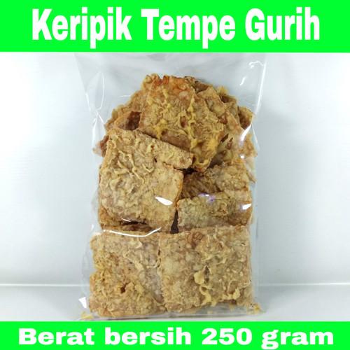 Foto Produk KERIPIK   KRIPIK TEMPE   GURIH   250 GR   HOME MADE - 1/4 kg dari TOKO KUE MEISYA