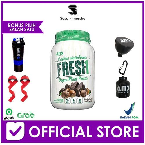 Foto Produk ANS Vegan Fresh 2 Lb Plant Protein 2 lbs dari Susu fitnessku