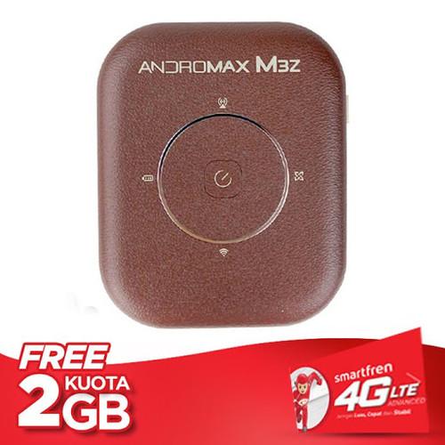 Foto Produk Mifi Modem Wifi Router 4G Powerbank Smartfren Andromax M5 BONUS KUOTA dari Edison Comp