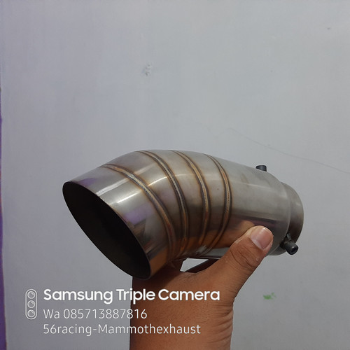 Foto Produk tailpipe knalpot kijang innova fortuner xtrail sx4 innova reborn dari bintangbaru800
