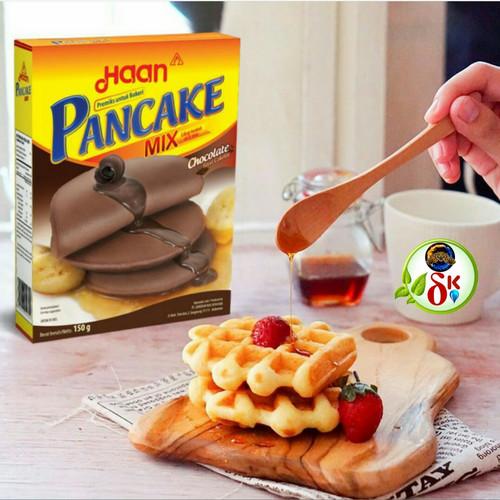 Foto Produk Haan Pancake Chocolate 150gr dari Delta Klatu