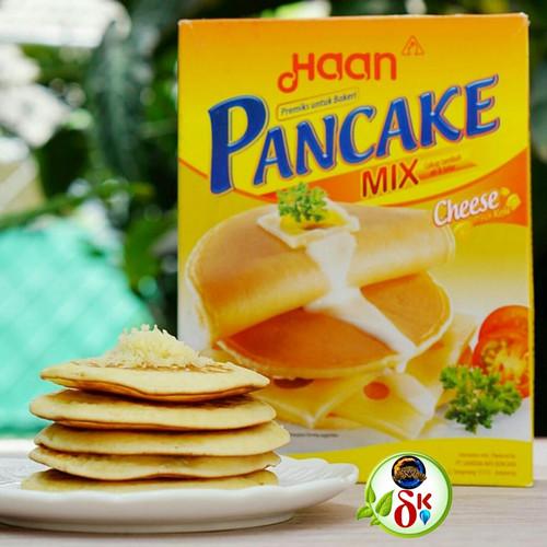 Foto Produk Haan Pancake Cheese 150gr dari Delta Klatu
