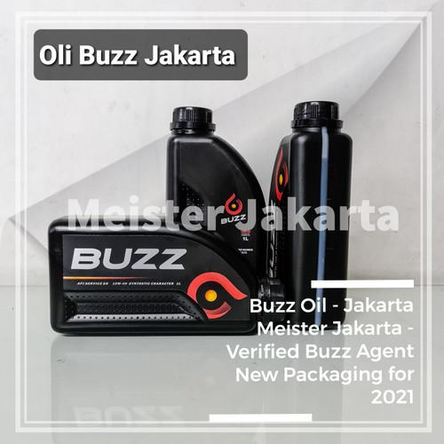 Foto Produk Buzz Oil / Oli Buzz Engine Lubricants 10W-40 dari Meister Jakarta
