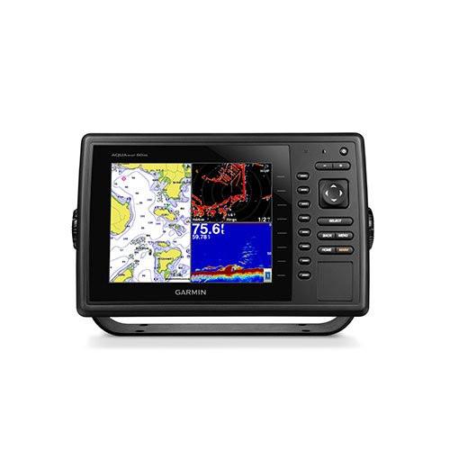 Foto Produk Garmin Aquamap 80xs Chartplotter Sonar Combo Garansi Free Peta Dasar dari Hanika Radio