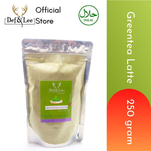 Foto Produk Matcha Greentea Latte Powder (Bubuk Greentea Latte) dari Def & Lee Beverages