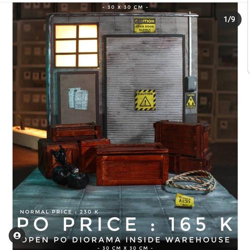 Foto Produk Pelunasan Dio Inside Warehouse 1:12 dari Rendy Toys Store